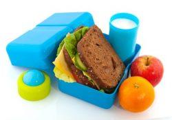 alimentos saludables para niños