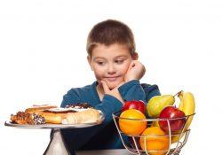 alimnetos para niños saludables