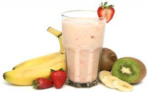 batidos antioxidantes y saludables