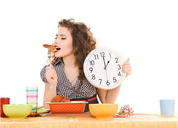 Como es la dieta de las 8 horas