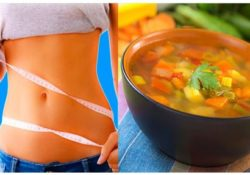 Peligros de la dieta de la sopa quema grasa