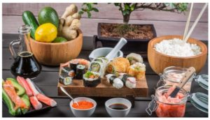 Ventajas de la dieta japonesa