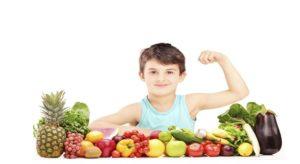 Mejores comidas para niños